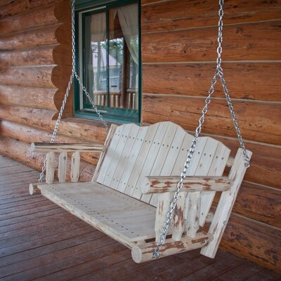 Abordale Porch Swing Finish: Ready
