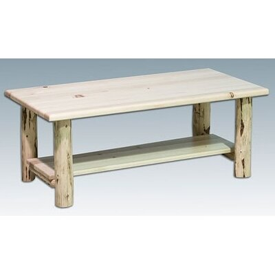 Easy financing Montana Coffee Table Finish: Ready ...