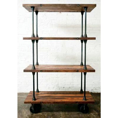 District Eight Design V16 4-Tier Shelving Unit - Finish: Reclaimed Wood at Sears.com