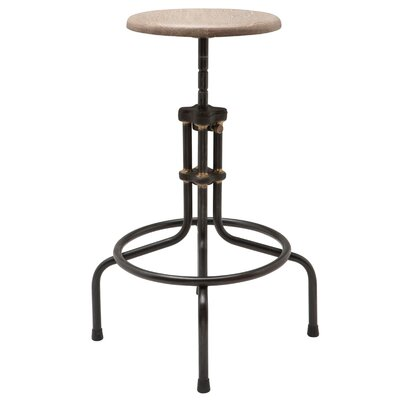 Easy financing V19C Counter Stool Finish: Weathere...