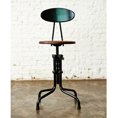 No credit financing V19R Dining Stool with Backrest...