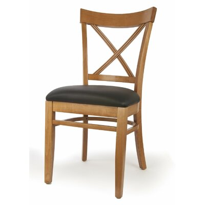 Bad credit financing Crossback Side Chair (Set of 2) Fin...
