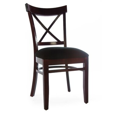 Credit for Crossback Side Chair (Set of 2) Fin...