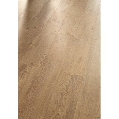 HydroCork 6 x 48 x 6.35mm Luxury Vinyl Plank in Castle Raffia Oak