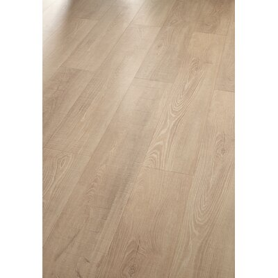 HydroCork 6 x 48 x 6.35mm Luxury Vinyl Plank in Sawn Bisque Oak