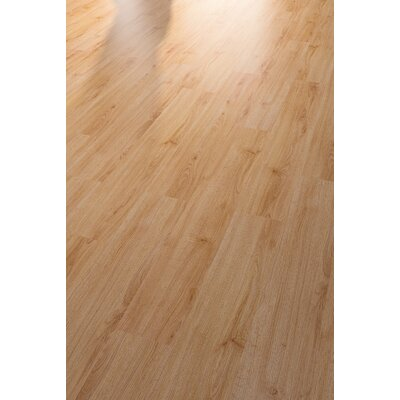 HydroCork 6 x 48 x 6.35mm Luxury Vinyl Plank in European Oak