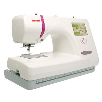Janome memory craft embroidery machine model 200e for Janome memory craft 200e