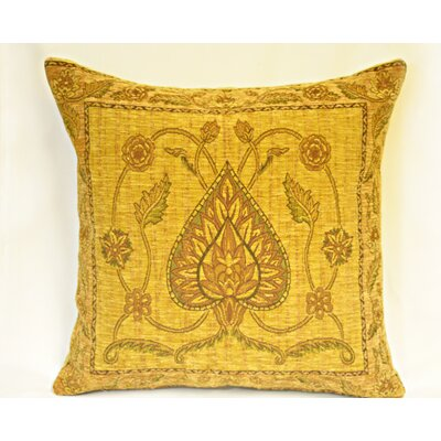 Country Nouveau Throw Pillow