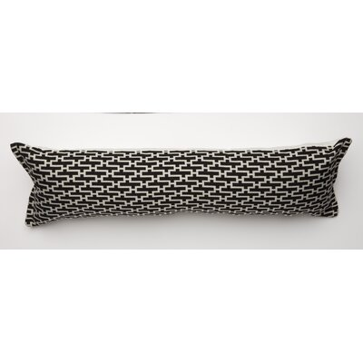 Dream Weave Body Pillow Color: Black