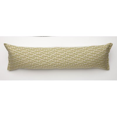 Dream Weave Body Pillow Color: Key Lime