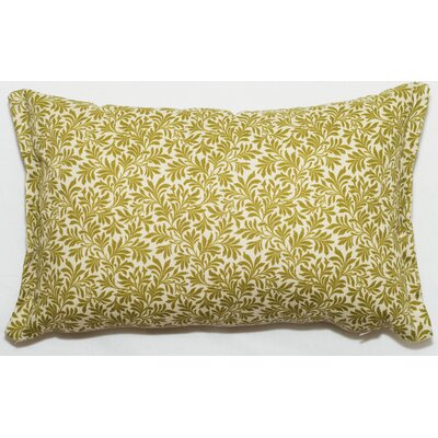 Outdoor Living Lumbar Pillow (Set of 2) Size: 22 x 11