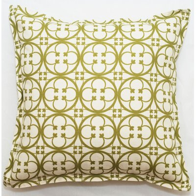 Outdoor Living Betsy Throw Pillow (Set of 2) Size: 25 x 25