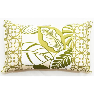 Outdoor Living Patched Lumbar Pillow (Set of 2)