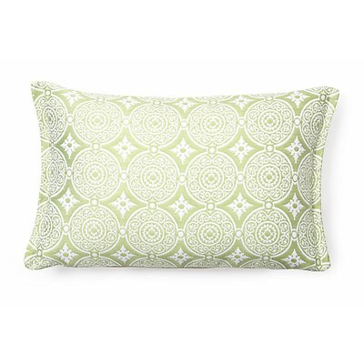 Outdoor Living Lumbar Pillow (Set of 2) Color: Spring