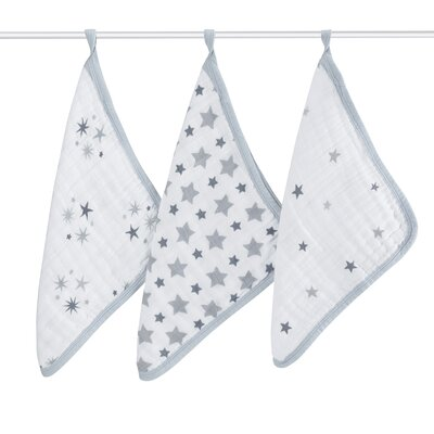 Twinkle 3 Piece Washcloth Set