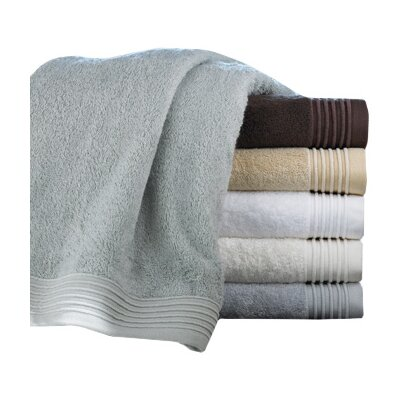 Bamboo Rayon Basic Cotton Bath Towel Color: Wheat