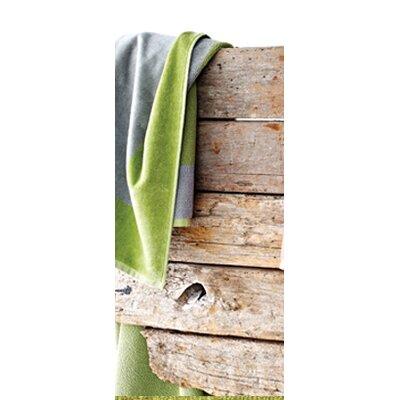 Soleil Beach Towel Color: Green