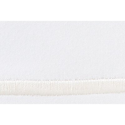 Melody Pillow Case Color: Pearl