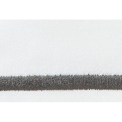 Melody Pillow Case Color: Graphite