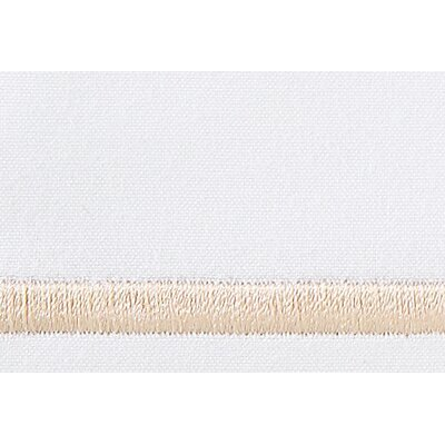 Melody Pillow Case Color: Champagne