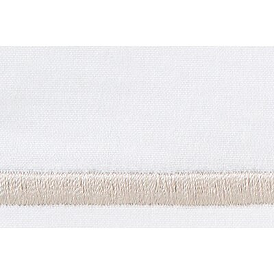Melody Pillow Case Color: Linen