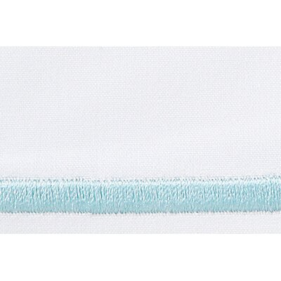 Melody Pillow Case Color: Sea Glass