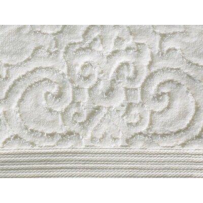 Park Avenue Hand Towel Color: Ivory