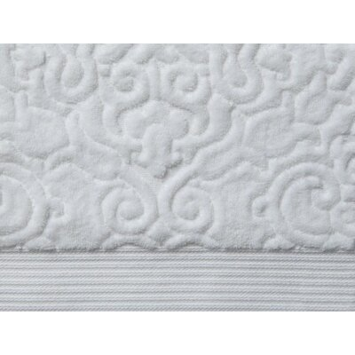 Park Avenue Hand Towel Color: White
