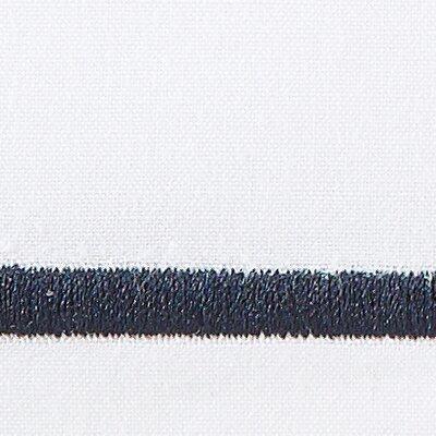 Tempo 420 Thread Egyptian-Quality Cotton Sheet Set Color: Navy