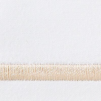 Tempo 420 Thread Count Egyptian Quality Cotton Sheet Set Color: Champagne