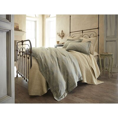 Salerno Duvet Cover Size: King