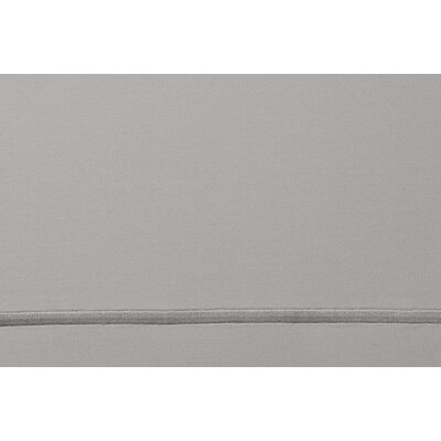 Soprano 420 Thread Count Fitted Sheet Size: King, Color: Platinum