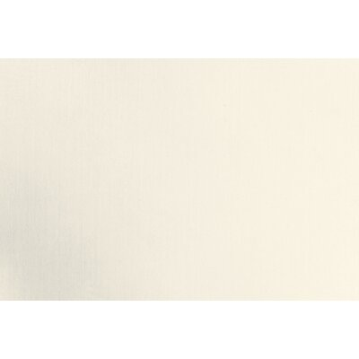 Soprano 420 Thread Count Flat Sheet Size: Twin, Color: Ivory