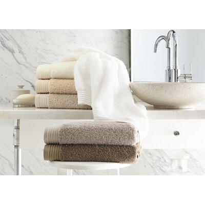 Bamboo Rayon Basic Hand Towel Color: Ivory