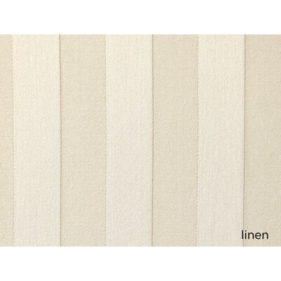 Duet European Tailored Sham Color: Linen