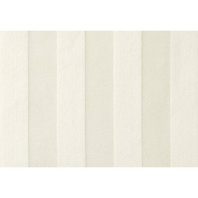 Duet Tailored Sham Size: Standard, Color: Ivory