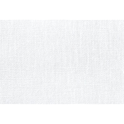 Mandalay Paneled Bed Skirt Size: Queen, Color: White