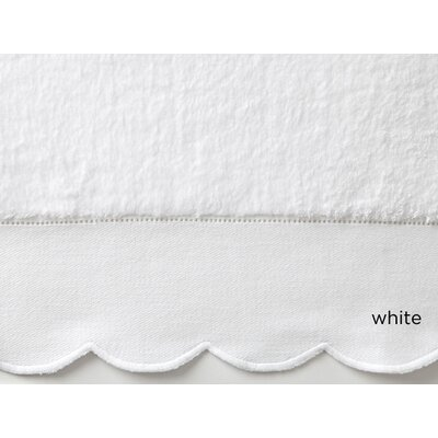 Overture Hand Towel Color: White