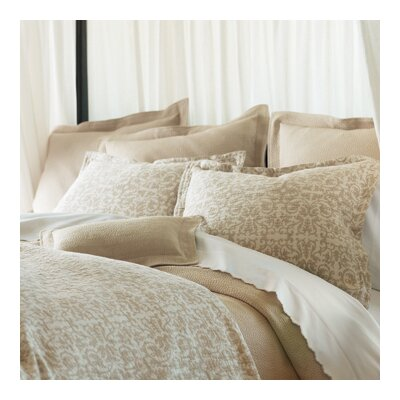Francesca Quilted Coverlet Size: King