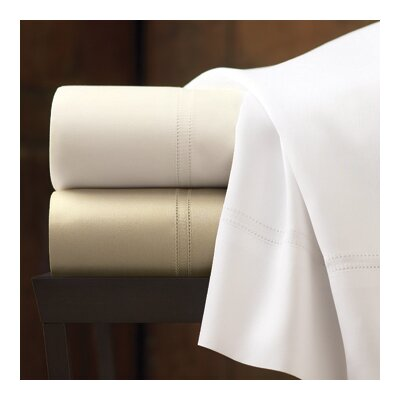 Virtuoso Pillow Case Size: Standard, Color: White