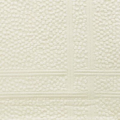 Montauk Sham Size: Standard, Color: Pearl