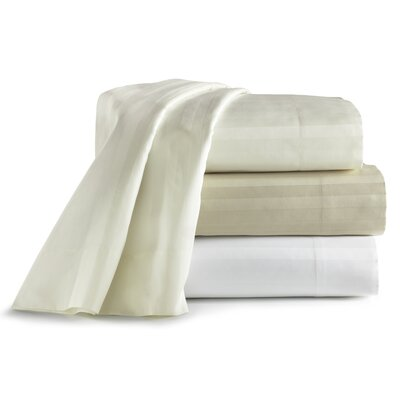 Duet Pillowcase Size: King, Color: White
