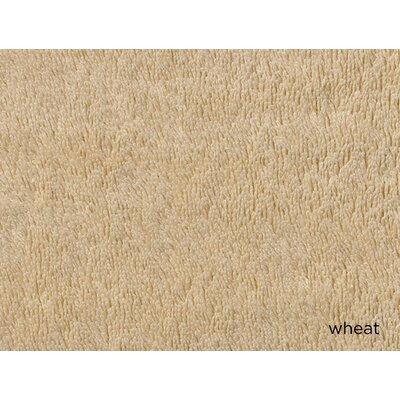 Rayon from Bamboo Basic Wash Cloth (Set of 4) Color: Wheat