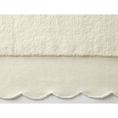 Overture Bath Towel Color: Ivory