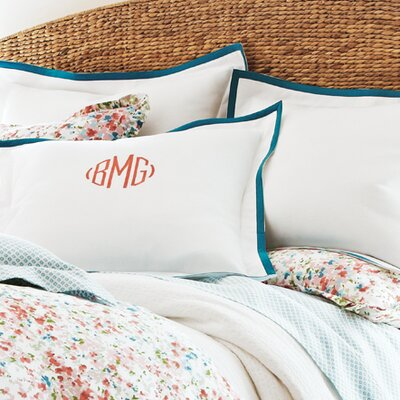 Tailored Pique Coverlet Collection
