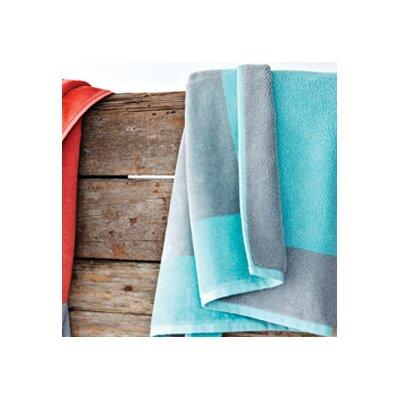 Soleil Beach Towel Color: Aqua