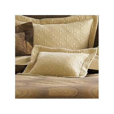 Lucia Boudoir/Breakfast Pillow Color: Champagne