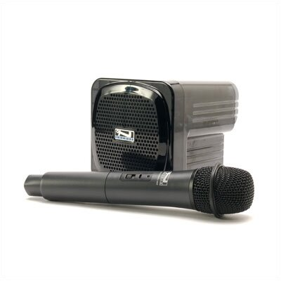 Lapel speaker microphone