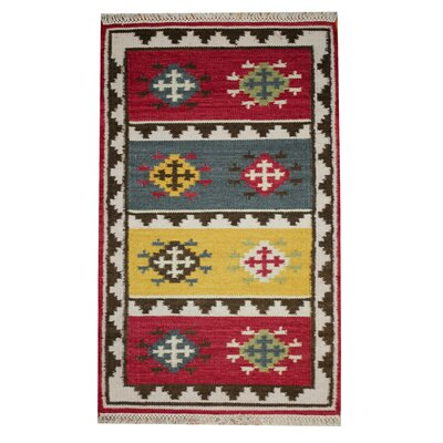 Hand-Woven Gray Area Rug Rug Size: Runner 23 x 710