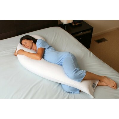 Snoozer� Dreamweaver Goose Down Filler Full Body Pillow
